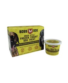 Boss Dog Frozen Yogurt PB Banana