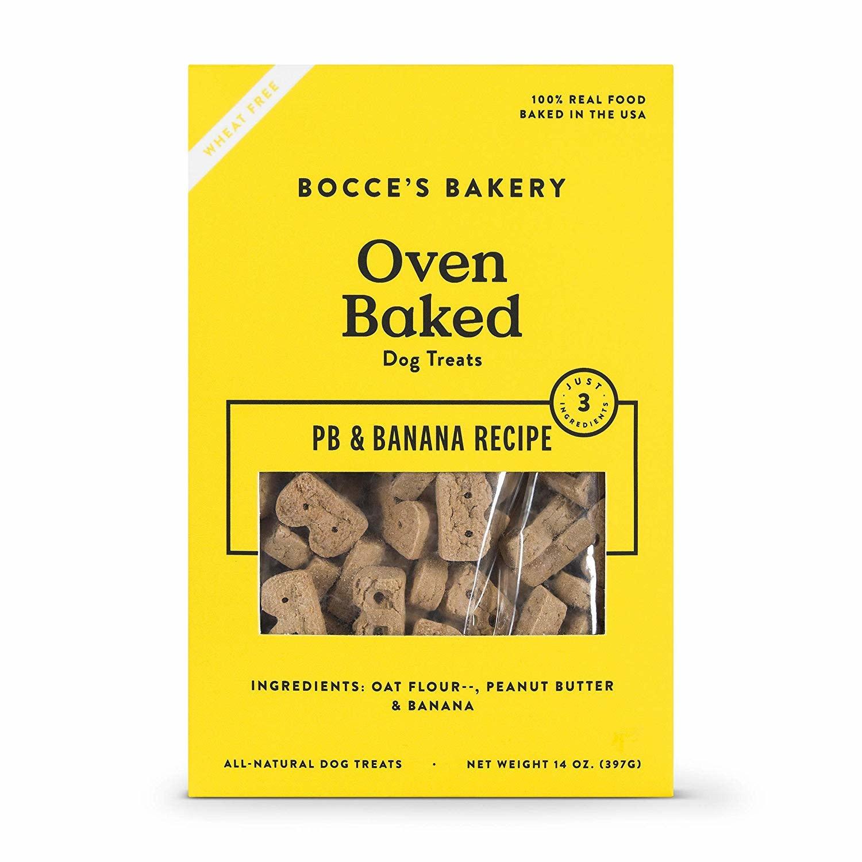 Bocce's Bakery Bocce's PB & Banana 14 oz