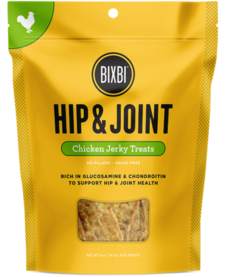 Bixbi Chicken Jerky 4oz