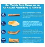 Barkworthie's Barkworthies Variety Pack LG