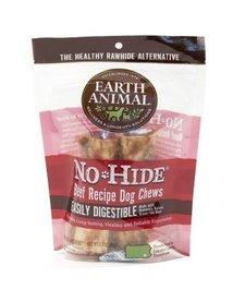"""Earth Animal No Hide Beef 4"""" 2 pk"""
