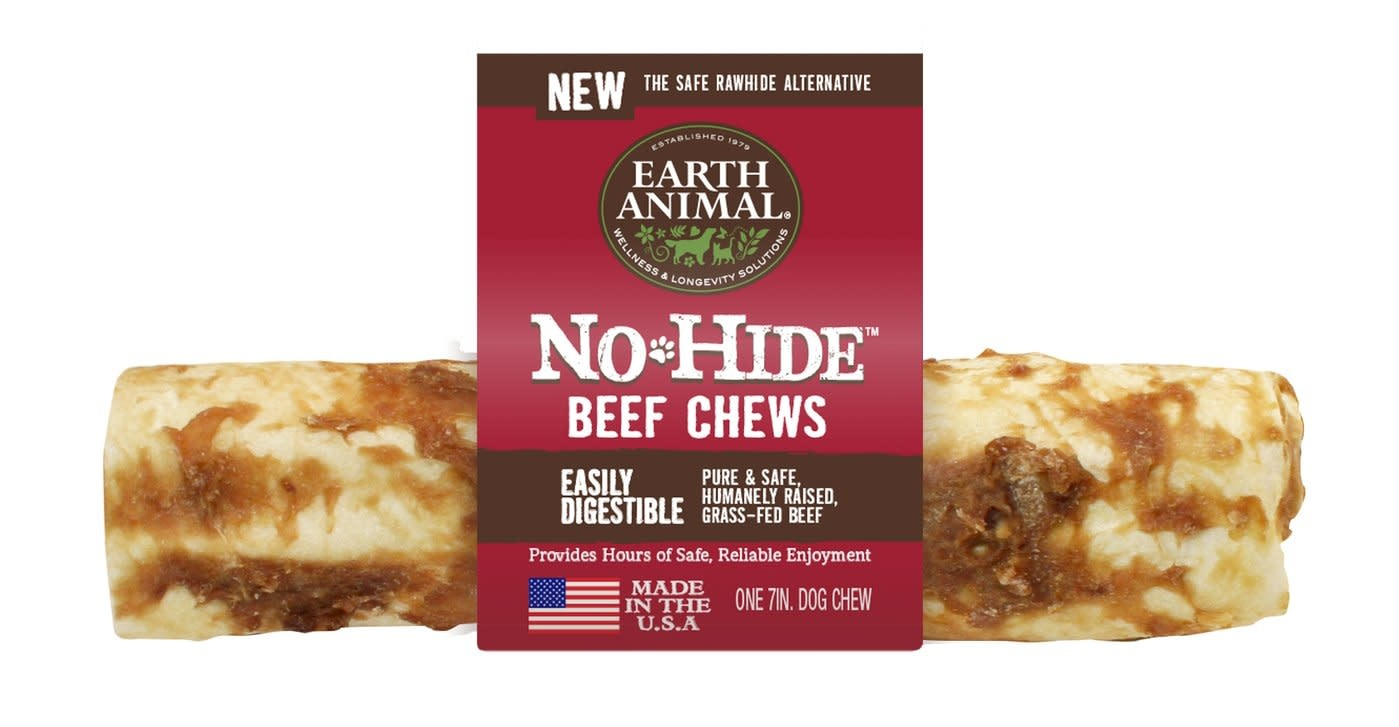 "Earth Animal Earth Animal No Hide Beef 7"""