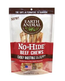 """Earth Animal No Hide Beef 7"""" 2 pk"""