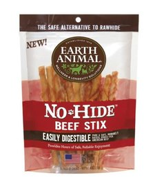 Earth Animal No Hide Beef Stix 3 oz