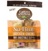"Earth Animal Earth Animal No Hide Chicken 4"" 2 pk"