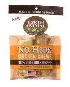 """Earth Animal No Hide Chicken 4"""" 2 pk"""