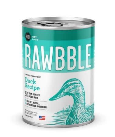 Bixbi Bixbi Rawbble Duck 97% 12.5 oz