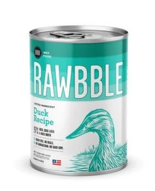 Bixbi Rawbble Duck 97% 12.5 oz Case