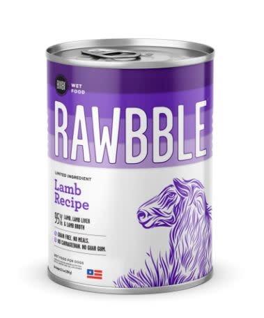Bixbi Bixbi Rawbble Lamb 95% 12.5 oz