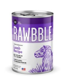 Bixbi Rawbble Lamb 95% 12.5 oz Case