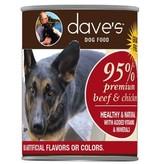Dave's Dave's Dog 95% Beef & Chicken 13 oz