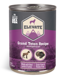 Elevate Grand Teton Recipe 13 oz