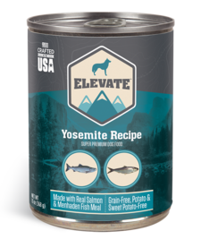 Elevate Yosemite Recipe 13 oz