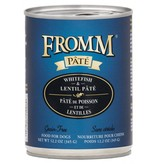 Fromm Family Foods LLC Fromm Dog Whitefish Pate 12.2 oz