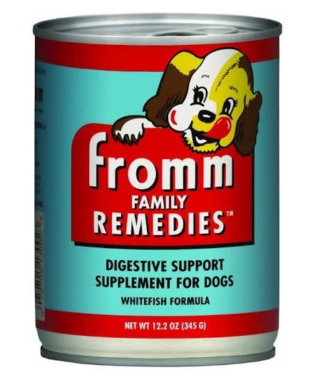 Fromm Family Foods LLC Fromm Whitefish Remedies Pate 12.2 oz