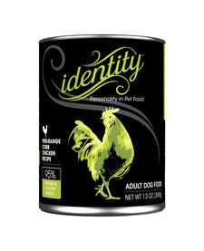 Identity 95% Free Range Cobb Chicken 13 oz Case