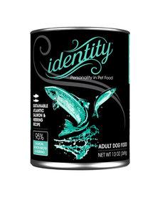 Identity Dog  95% Wild Salmon & Herring 13 oz