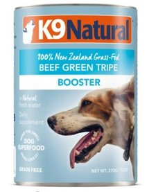 K9 Natural Beef Green Tripe 13 oz