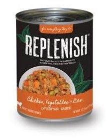 Replenish Chicken, Veggies & Rice 13.2 oz Case