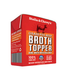 Stella & Chewy's Broth Topper Beef 11 oz Case