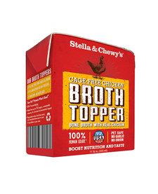 Stella & Chewy's Broth Topper Chicken 11 oz Case
