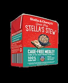 Stella & Chewy's GF Stella's Stew Cage-Free Medley 11 oz