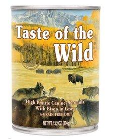Taste of the Wild High Prairie 13.2 oz Case