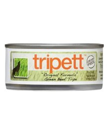 Tripett Green Beef Tripe 5.5 oz