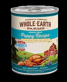 WEF Puppy Recipe 12.7 oz
