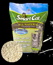 SmartCat Clumping Litter 5 lb