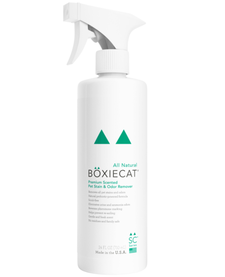 Boxie Cat Stain & Odor Scented 24 oz