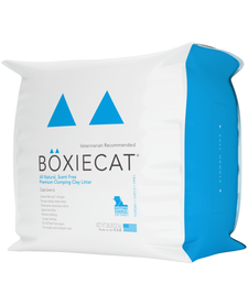 Boxie Cat Scent Free Litter 28 lb