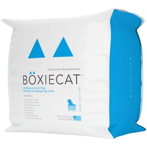 Boxie Cat Boxie Cat Scent Free Litter 28 lb