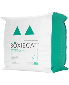 Boxie Cat Scented Litter 28 lb