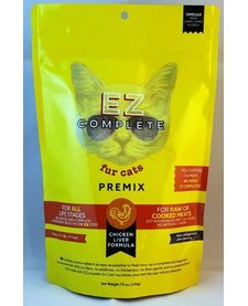EZ Complete Fur Cats Premix 15.9 oz