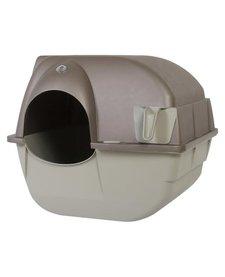 Roll 'N Clean Litter Box L