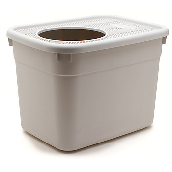 Clever Cat Top Entry Litter Box