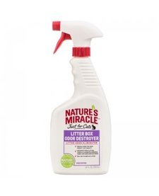 Nature's Miracle Litter Box Odor Destroyer 24 oz