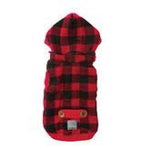 FuzzYard FuzzYard Lumber Jack Jacket Sz 6