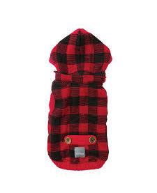 FuzzYard Lumber Jack Jacket Sz 6