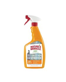 Nature's Miracle Cat Set-in Stain Remover 24oz