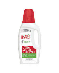 Nature's Miracle Stain & Odor Remover 32oz