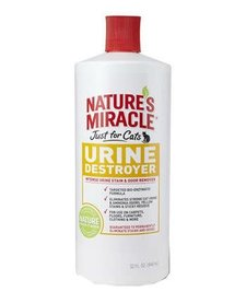Natures Miracle Cat Urine Destroy 32oz