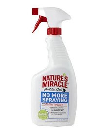 Natures Miracle Cat No More Spray 24oz