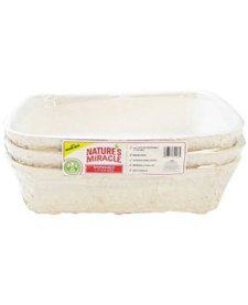 Natures Miracle Disp Litter Box 3ct