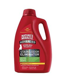Nature's Miracle Cat Advanced Lemon 1 Gal