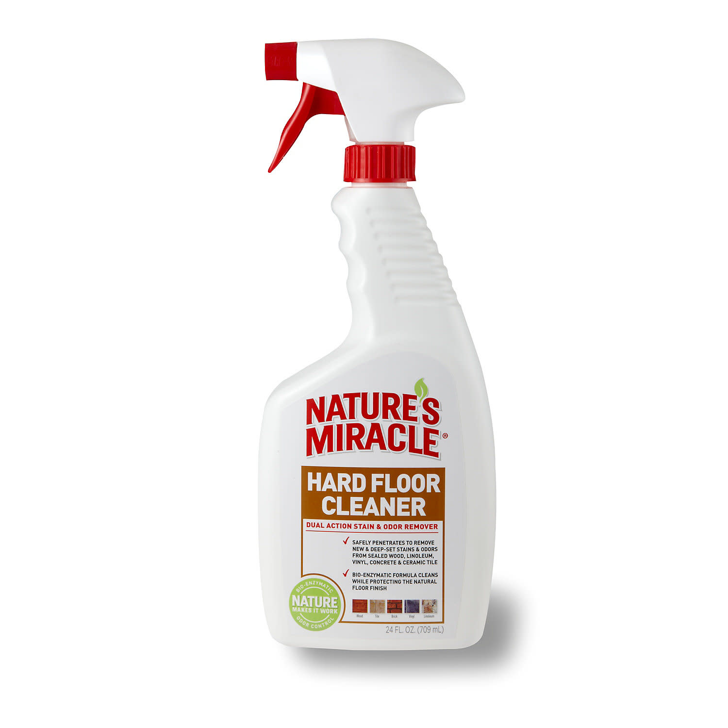 United Pet Group Natures Miracle Hard Floor Cleaner 24oz