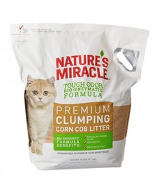 Nature's Miracle Corn Cob Litter 18 lb