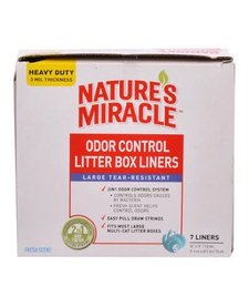 Natures Miracle Large Pan Liners 7ct