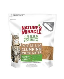 Nature's Miracle Walnut Litter 10 lb